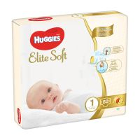 2582211_001w Scutece Huggies Elite Soft, Nr 1, 2 - 5 Kg, 82 buc