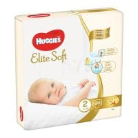 2582511_001w Scutece Huggies Elite Soft, Nr 2, 4 - 7 Kg, 80 buc