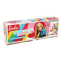 280996_001w Acuarele Starpak, Barbie, 12 culori