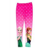29112254 Colanti cu imprimeu Disney Frozen Anna si Elsa, Roz
