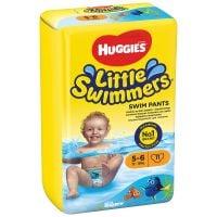 2961161_001w Scutece Huggies Little Swimmers, Nr 5-6, 12 - 18 Kg, 11 buc