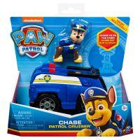6052310 20114321 CHASE Masinuta cu figurina Paw Patrol, Chase Patrol Cruiser 20114321