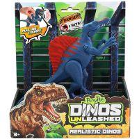 31123 Albastru Jucarie interactiva Dino Unleashed, Dinozaur, Albastru