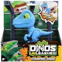 31127 albastru Jucarie interactiva Dino Unleashed Chomping, Albastru