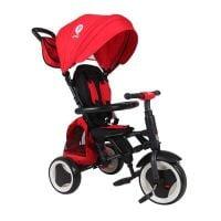 320038120_001 Tricicleta pliabila Qplay Rito Plus, Rosu