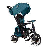 Tricicleta pliabila Qplay Rito PLus, Turcoaz 320038131_001