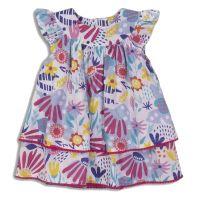 3201027 Set rochie cu maneca scurta si chilotei Minoti Parade