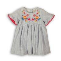 3201029 Set rochie cu maneca scurta si chilotei Minoti Parade 3201029