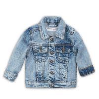 3201067 Jacheta jeans cu buzunare Minoti Nope