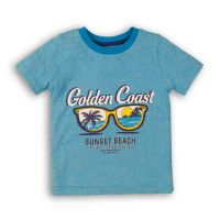 3201102 Tricou cu maneca scurta Minoti Golden Coast Sunset