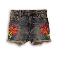 3201183 Pantaloni jeans scurti Minoti Parrot