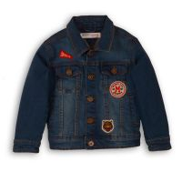 3201267 Jacheta jeans cu buzunare Minoti Sneaker