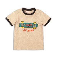 3201270 Tricou cu maneca scurta si imprimeu Minoti Free Skate Of Mind