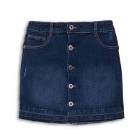 3201277 Fusta jeans cu nasturi Minoti Whoa