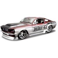 MAIS-32168_Metalic Masinuta Maisto Ford Mustang 1967, 1.24 Metalic