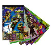 322857_001w Set stickere TMNT, 6 coli