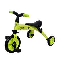 335010180_001 Tricicleta B-Trike DHS Baby, Verde