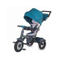 337010630_001 Tricicleta multifunctionala Giro Plus Coccolle, Albastru