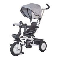 338012362_001 Tricicleta multifunctionala Rider Mama Love, Gri