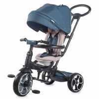 338012430_001 Tricicleta multifunctionala Coccolle Modi +, Albastru