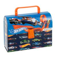 339002_001 Servieta cu maner Starpack Hot Wheels, 20 cm