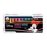 346814_001w Set de modelare cu 12 culori Starpak, Minnie Mouse