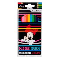 347592_001 Set 12 creioane colorate Minnie Mouse