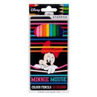 347592_001 Set 12 creioane colorate Minnie Mouse
