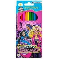 349906_001w Creioane colorate Starpak, Barbie, 12 buc