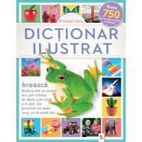 CDED09_001w Carte Editura Litera, Primul meu dictionar ilustrat