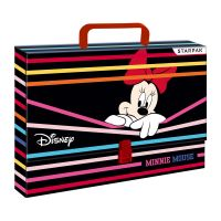 352919_001w Mapa cu maner Starpak Minnie Mouse, 32 cm