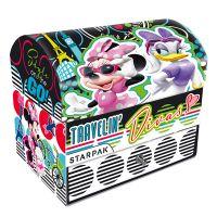 358794_001w Cutie de bijuterii din carton Starpak, Disney Minnie