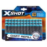 3618_001 Rezerva sageti 36 de bucati - X-Shot