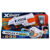 36197 TK 6_001 Set blaster Zuru X-Shot Tek 6 cu proiectile si tinte