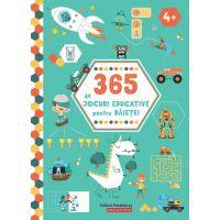 365 de jocuri educative pentru baietei, Ballon Media