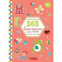 365 de jocuri educative pentru fetite, Ballon Media