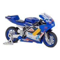 38310 Motocicleta Globo Spidko, 118, Albastru
