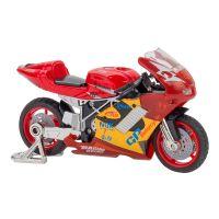 38310 Motocicleta Globo Spidko, 118, Rosu
