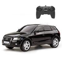 38600_2018 Negru Masinuta cu telecomanda Rastar Audi Q5, Negru, 1:24