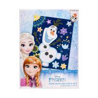 391656_001w Set creativ Starpak Disney Frozen Pom-Pom