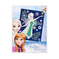 391659_001w Set creativ cu paiete Starpak, Disney Frozen