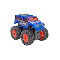 39216_003w Masinuta Monster Truck Globo Die Cast, Albastru
