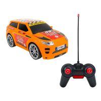 39799_002w Masinuta cu telecomanda Globo Suv WRC, Portocaliu