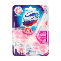 REDIS90_001w Odorizant de toaleta Domestos Power 5  Pink Magnolia,  55g