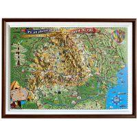 3DGHPLAI-430-RN_001w Harta Romaniei pentru copii Eurodidactica 3D
