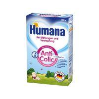 75142_001w Lapte praf Humana AntiColic, 300 g, 0 luni+