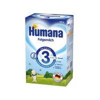 78215_001w Lapte praf de continuare, Humana 3 GOS, 600 g, 10 luni+