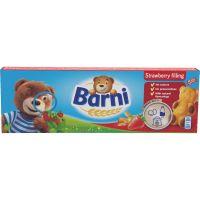 4062306_001w Pachet prajituri cu crema de capsuni Barni, 150 g