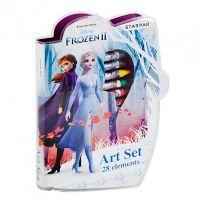 412613_001w Set de pictura cu 28 elemente Starpak, Disney Frozen