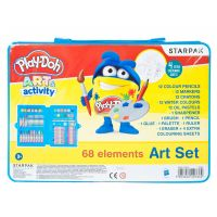 412614_001w Set de pictura Starpak, Play Doh, 68 piese